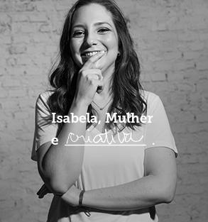 #ELASATELIÊ > Isabela Moraes