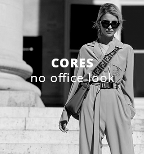 CORES OFFICE LOOK