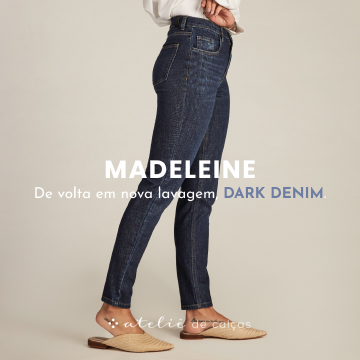 Madeleine Dark Denim